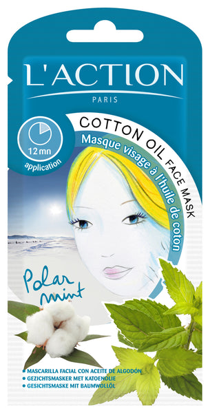 Cotton Oil Mud Mask