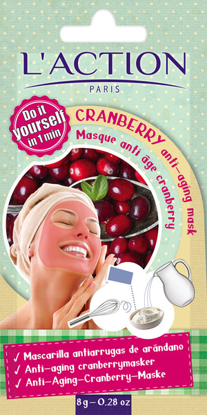 Cranberry Anti-Ageing Mask