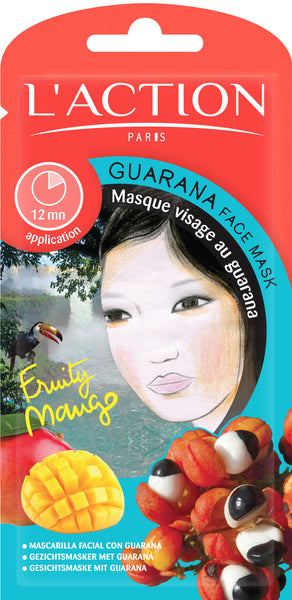 Guarana Mud Mask