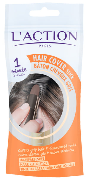 Grey Hair Cover Stick - Black