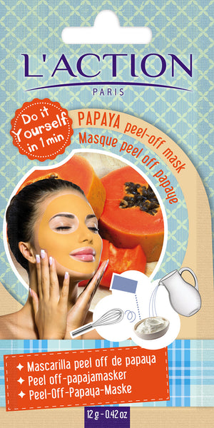 Papaya Peel-Off Mask