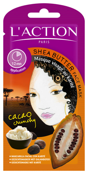 Shea Butter Face Mask