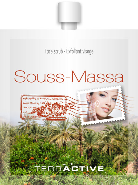 Moroccan Orange Scrub - Souss-Massa
