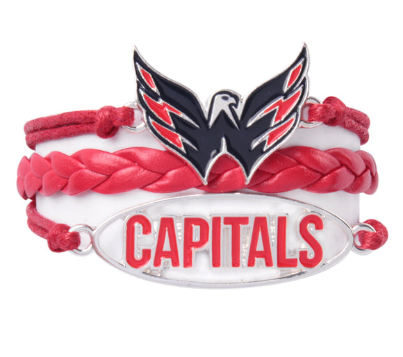 Washington Capitals Bracelet