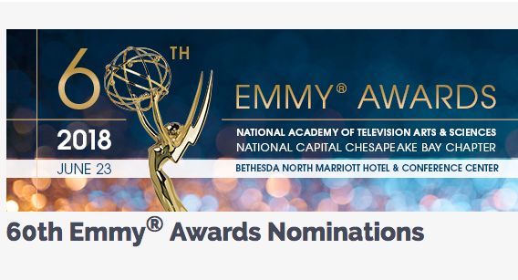 'Liberty & Slavery' nominated for Capital Chesapeake Bay Regional Emmy