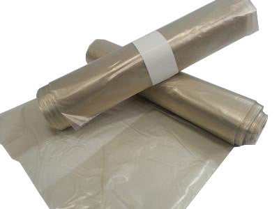 Bin Bag - Clear Bin Bag - Clear Refuse Sacks - Heavy Duty