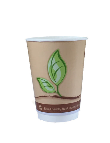 12oz-HC12BN2-Biodegradable-Compostable-Coffee-Cup-Takeaway-cup-Carabay-Catering-Supplies