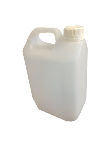 LIDS to suit 2.5 Ltr Container – Natural (Discontinued Line)
