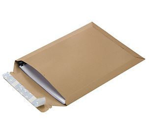 Cardboard Envelopes With Adhesive Strip - Card Mailing Pouch