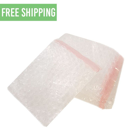 Clear Bubble Wrap Bags (1000) - Various Sizes