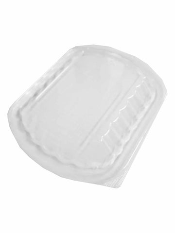 Meal Prep Container Lids (250) - Microwavable Food Packaging Lids