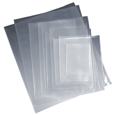 Poly Bag Heavy Duty - Various Sizes and Quantities Available