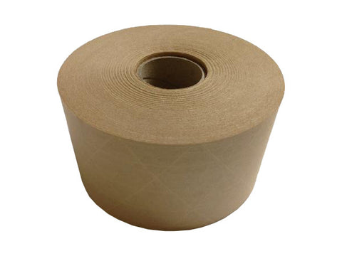 Reinforced Gummed Tape 70mm x 100m