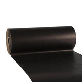 Wrapping Paper - Coloured Kraft Paper - Gift Wrapping (400mtrs) black