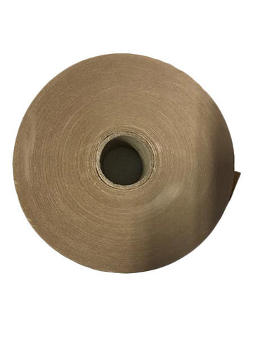 Gummed Paper Tape: Brown  70mm x 200 Mtr