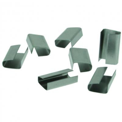 Strapping Seals - Banding Clips - Strap Clips - Strap Buckle (2000 per case)