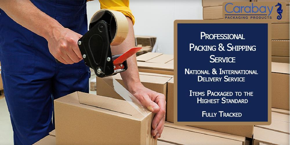 Professional Packing & Shipping Service Galway Ireland Parcel Package Service International Shipping National Shipping