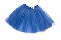 blue tutu breast cancer awareness