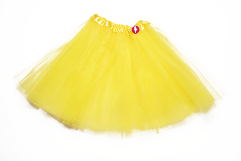 yellow adult tutu breast cancer awareness products