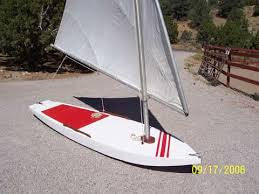 First Sailboat