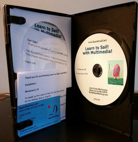 Sail Training CDs DVDs