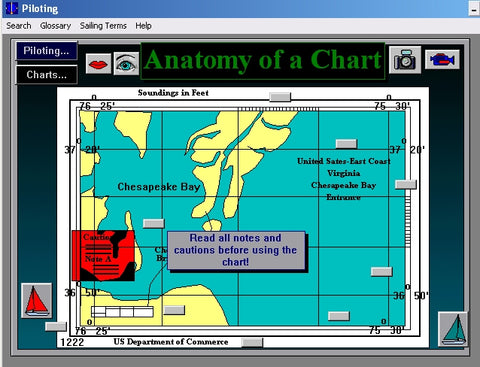 Learn to read charts CD