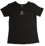 CHOOSE YOUR PATH | WOMENS CREW NECK T-SHIRT - Plata O Plomo LA