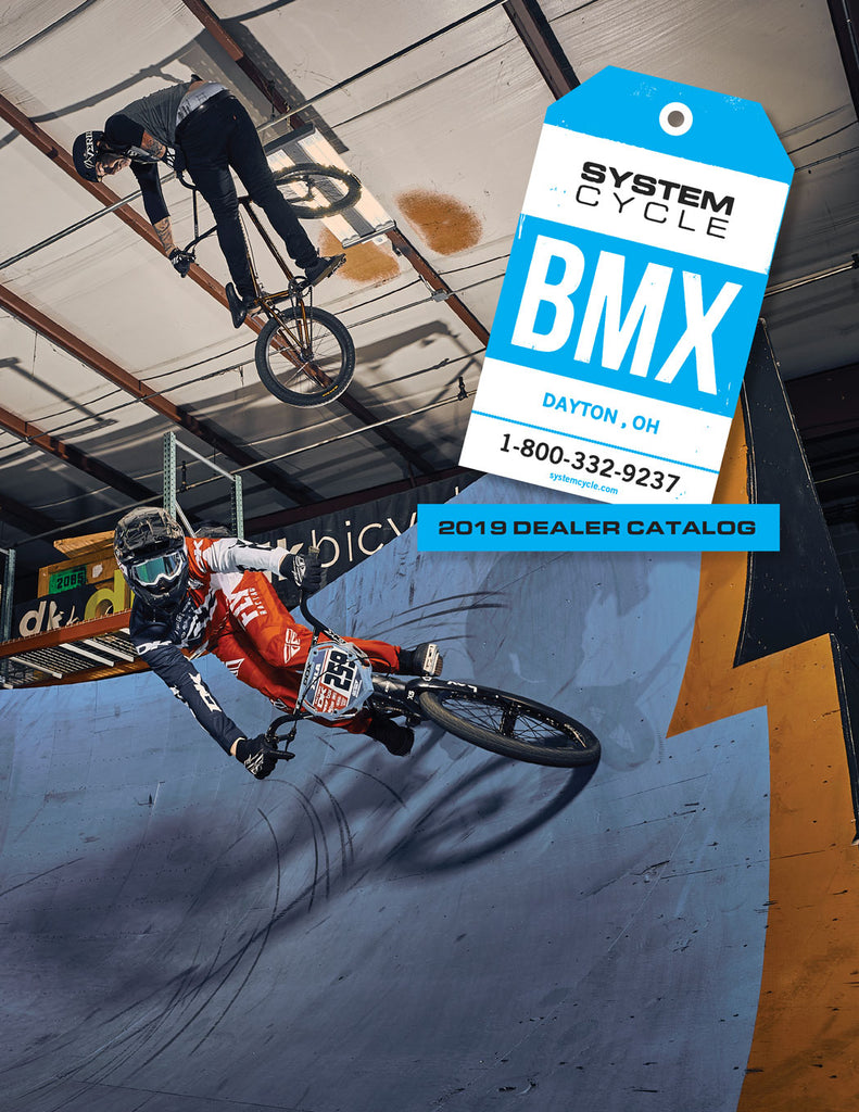 System Cycle 2019 Dealer Catalog