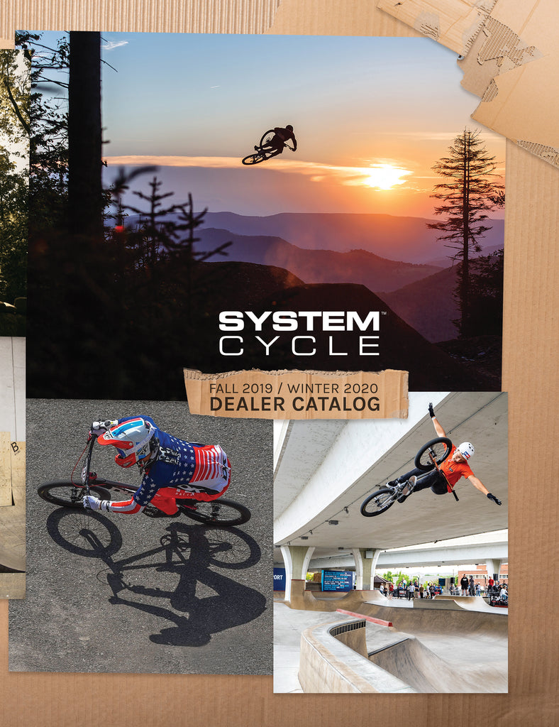 System Cycle Dealer Catalog