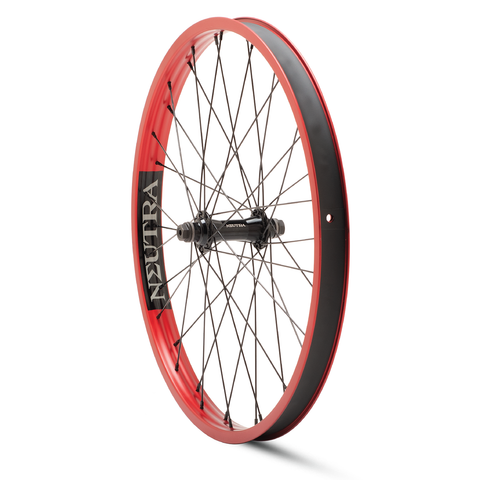 "Verde Neutra 22"" front wheel"