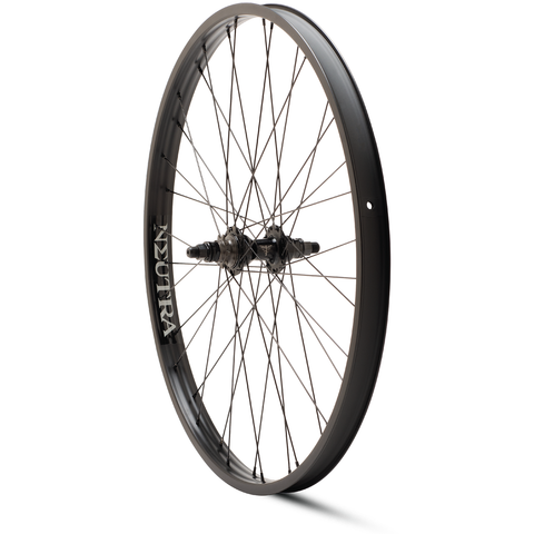 "Verde Neutra 26"" rear wheel"