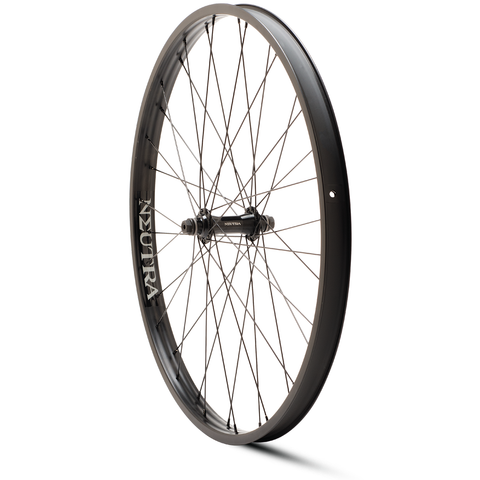"Verde Neutra 26"" front wheel"