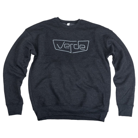 Verde Shield Crew Neck Sweatshirt