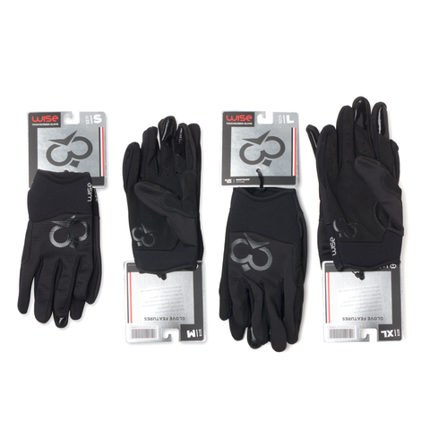 Wise Touchscreen Glove Bundle