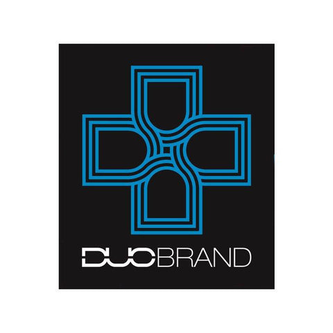 DUO Brand ramp sticker