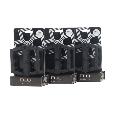 DUO Brand Resilite Pedal 3-Pack