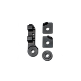 DK Zenith Disc Frame Flat Mount Brake/Axle Hardware Kit