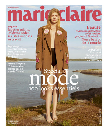Marie Claire Fr Creatures of Comfort