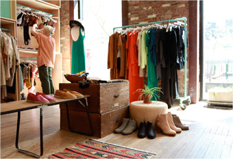 Creatures of Comfort NY Store