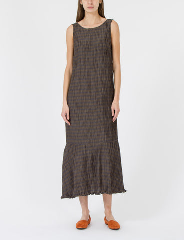 Lawrence Dress Pleated Poly