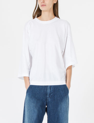 N-3/4 Sleeve Twist Tee