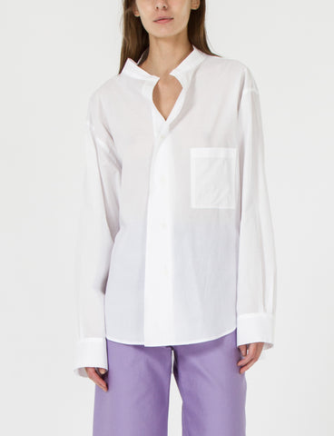 U-Open Collar Shirt