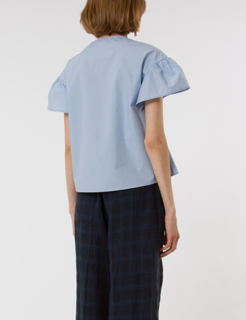 Bruce Top Cotton Shirting