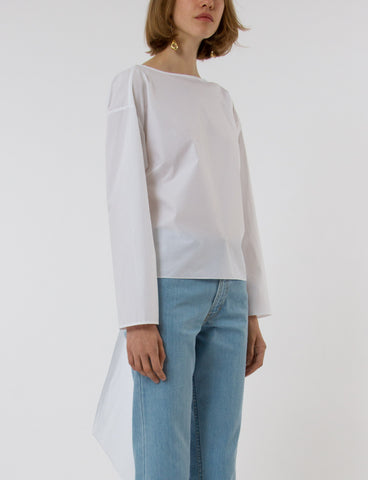 Curie Top Cotton Shirting - Creatures of Comfort