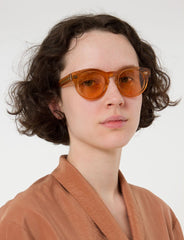 Peach Sunglasses #003 - CHIMI EYEWEAR
