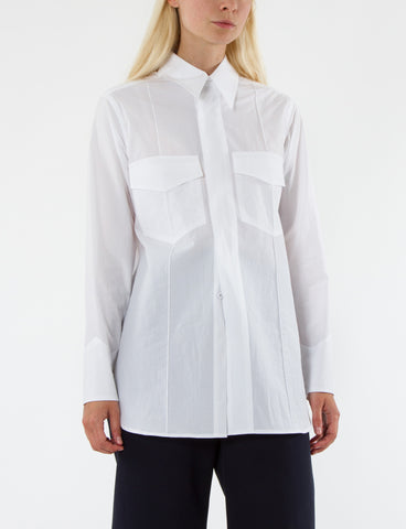 Tomi Top Cotton Shirting