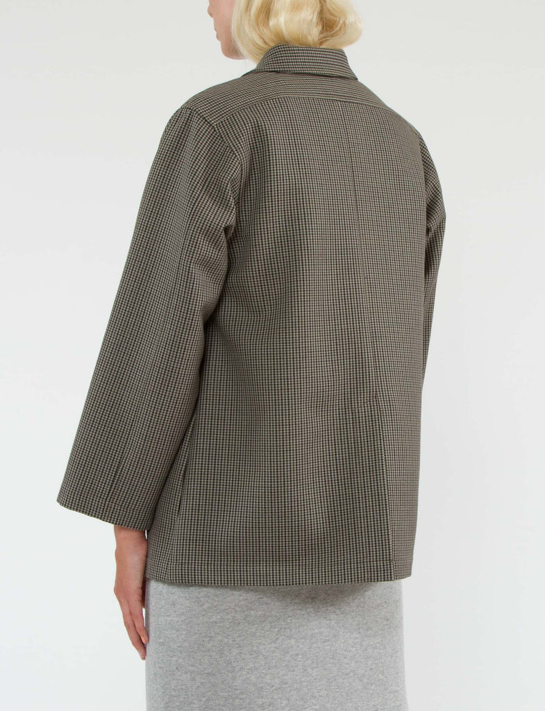 Perry Jacket Varius Mini Check