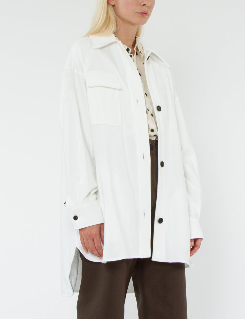 Work Jacket French Terry
