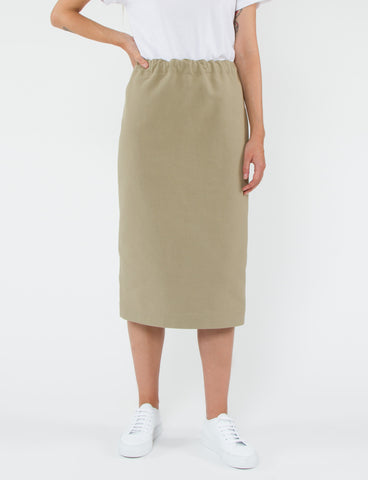 Tameron Skirt Cotton Twill