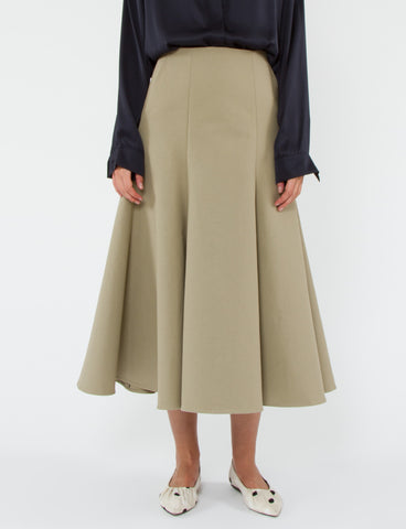 Lotte Skirt Cotton Twill